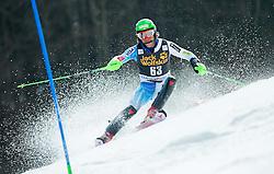 ENGEL Mark of USA competes during 1st Run of Men Slalom race of FIS Alpine Ski World Cup 54th Vitranc Cup 2015, on March 15, 2015 in Kranjska Gora, Slovenia. Photo by Vid Ponikvar / Sportida