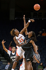 20071105 - Virginia v Team Concept (NCAA Women's Basketball)