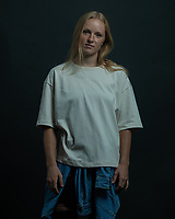 Portraits of Hanna Hall in Hamilton, ON on Monday, July 13, 2020. All images were taken while following social distancing protocols. Michael P. Hall/michaelphall.ca