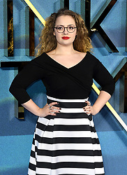 Carrie Hope Fletcher attending the A Wrinkle in Time European Premiere held at the BFI IMAX in Waterloo, London. Photo credit should read: Doug Peters/EMPICS Entertainment