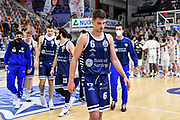 Filip Kruslin<br /> Banco di Sardegna Dinamo Sassari - Segafredo Virtus Bologna<br /> Legabasket LBA Serie A UnipolSai 2020-2021<br /> Sassari, 03/04/2021<br /> Foto L.Canu / Ciamillo-Castoria