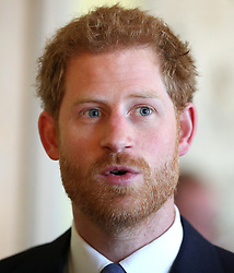 Prince Harry hosts a reception for WellChild at Buckingham Palace, London, UK, on the 12th June 2017. Picture by Jonathan Brady/WPA-Pool. 12 Jun 2017 Pictured: Prince Harry. Photo credit: MEGA TheMegaAgency.com +1 888 505 6342