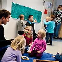 Men in childcare by Chris Maluszynski