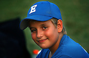 Louis Focht plays baseball.