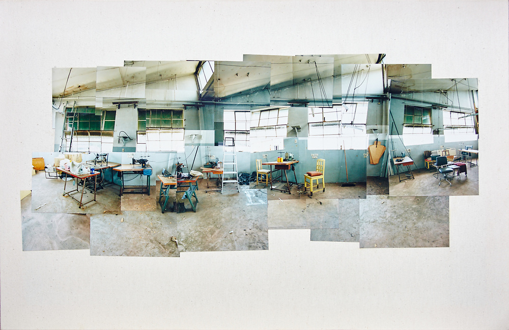 Michael Kluge - Fitzroy Sewing Factory