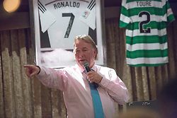 Speaker Alan Rough. The Steins Thistle Club sportsmans dinner held on the 11th of March 2017,  at Airth Castle.