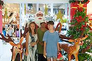 We've seen the scariest Santa, this was the scariest reindeers in Bali.<br /> Kuta, Bali