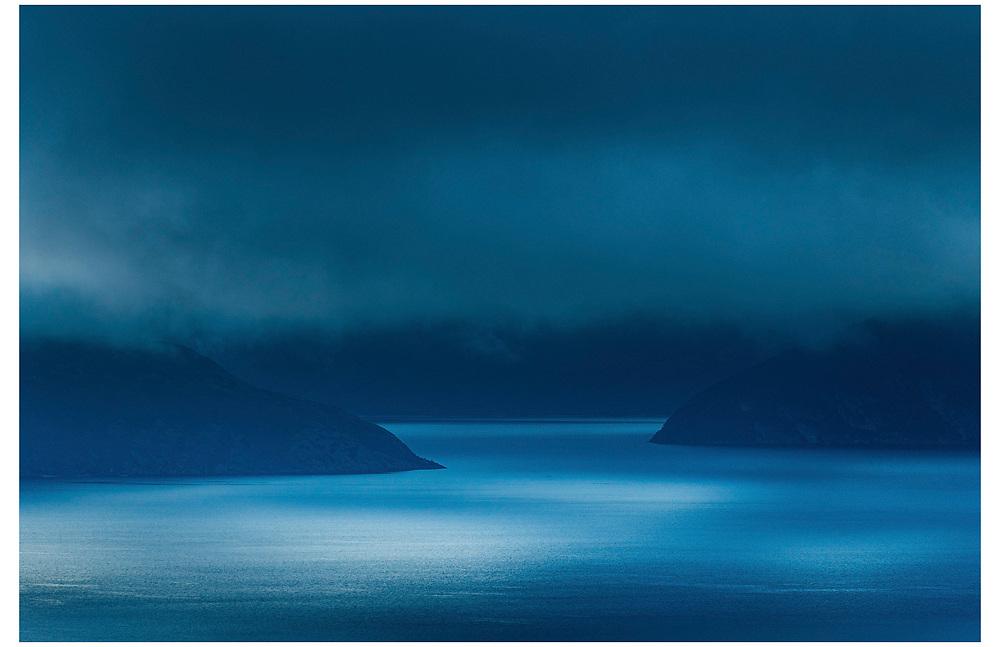 Lake Wanaka from Mt Iron. Otago