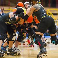 01 Tiger Bay Brawlers vs Steel Hurtin'