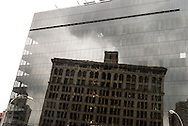 New York , Astor Place, mirror tower,