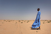 Mauritania, Nouakchott, Great Green Wall program, Green Belt in order to stop the desertification.
