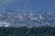 High Point, New Jersey -  The Shawangunk Ridge Trail Run/Hike started at High Point State Park  on Sept. 18, 2014.