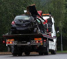 A3 Crash
