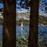 Lake Mary is part of the Mammoth Lakes.