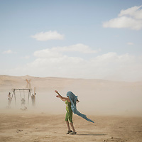 The Magic After The Storm, Israeli Burning Man