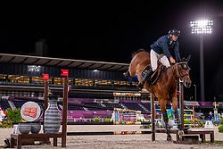 Fredricson Peder, SWE, All In, 387<br /> Olympic Games Tokyo 2021<br /> © Hippo Foto - Dirk Caremans<br /> 06/08/2021