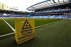 A general view of Stamford Bridge, home to Chelsea - Mandatory by-line: Robbie Stephenson/JMP - 18/04/2019 - FOOTBALL - Stamford Bridge - London, England - Chelsea v Slavia Prague - UEFA Europa League Quarter Final 2nd Leg