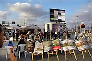Turkije, Istanbul, 16-2011Verkiezingscampagne van de ak partij van de turkse premier Erdohan in Istanbul in de aanloop naar de verkiezingen voor het parlement op 16 juni.Foto: Flip Franssen