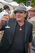 BRIAN JOHNSON AC DC, The Cartier Style et Luxe during the Goodwood Festivlal of Speed. Goodwood House. 1 July 2012.