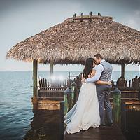 Genevieve + Brett: Married