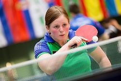 Barbara Meglic of Slovenia at 9th Slovenia Open - Thermana Lasko 2012 - Table Tennis Tournament for the Disabled, on May 12, 2012, in Dvorana Tri Lilije, Lasko, Slovenia. (Photo by Vid Ponikvar / Sportida.com)