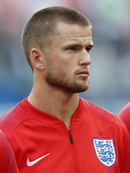 Eric Dier of England during the 2018 FIFA World Cup Play-off for third place match between Belgium and England at the Saint Petersburg Stadium on June 26, 2018 in Saint Petersburg, Russia