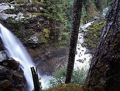 Waterfalls of Washington State