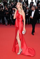 Petra Nemcova attending the La Belle Epoque Premiere, during the 72nd Cannes Film Festival. Photo credit should read: Doug Peters/EMPICS