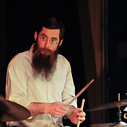 Drummer and PMAC faculty member Jim Rudolf performs in Jazz Night 2012 at The Loft in Portsmouth, NH