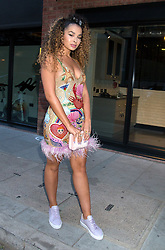 Ella Eyre attends her Single Launch Party at The Curtain, in East London on 15 August 2017.<br /><br />15 August 2017.<br /><br />Please byline: Vantagenews.com