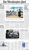 May 04, 2021 - USA: Front-page: Today's Newspapers In United States