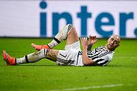 Simone Zaza Juventus <br /> Milano 02-03-2016 Stadio Giuseppe Meazza Football Calcio 2015/2016 Coppa Italia / Italy Cup Inter - Juventus Foto Giuseppe Celeste / Insidefoto