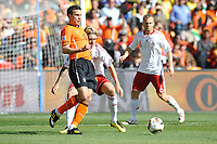 FOOTBALL - FIFA WORLD CUP 2010 - GROUP STAGE - GROUP E - NETHERLANDS v DENMARK - 14/06/2010 - PHOTO GUY JEFFROY / DPPI - ROBIN VAN PERSIE (NET)
