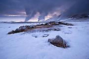 Námaskarð - Geothermal area in north-east Iceland.