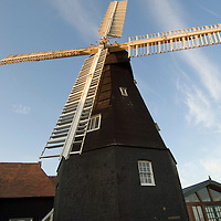 Herne windmill, Kent, England