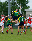 Armagh v Carlow - National Camogie League Div.3 Semi-Final 2021