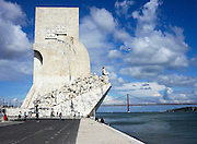 lisbon portugal monument to the discoveries