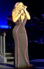 Mariah Carey performing in London - 26 May 2019
