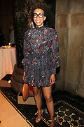 NEW YORK, NEW YORK-JUNE 4: Visual Artist Amy Sherald attends the 2019 Gordon Parks Foundation Awards Dinner and Auction Inside celebrating the Arts & Social Justice held at Cipriani 42nd Street on June 4, 2019 in New York City. (Photo by Terrence Jennings/terrencejennings.com)