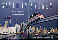 Travel Holiday Magazine, Sydney Australia Story