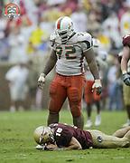 2003 Miami Hurricanes Football @ Florida State
