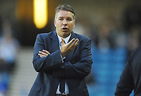 Football - Millwall v PeterboroughDarren Ferguson - Peterborough manager .17/08/2011 Credit : Colorsport / Andrew Cowie