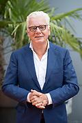 Seizoenspresentatie van de NPO 2018-2019 bij het Mediapark in Hilversum.<br /> <br /> Op de foto:  Jan Slagter