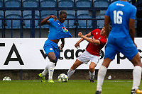 Darren Stephenson. Stockport County FC 1-0 Salford City FC. Pre Season Friendly. 25.8.20