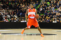 Gedeon Pitard  - 29.12.2014 - Lyon Villeurbanne / Le Havre - 16e journee Pro A<br />