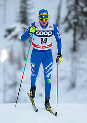25.11.2017, Nordic Arena, Ruka, FIN, FIS Weltcup Langlauf, Nordic Opening, Kuusamo, im Bild Dietmar Noeckler (ITA) // Dietmar Noeckler of Italy during the FIS Cross Country World Cup of the Nordic Opening at the Nordic Arena in Ruka, Finland on 2017/11/25. EXPA Pictures © 2017, PhotoCredit: EXPA/ JFK