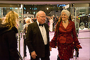 Julian Fellowes; Emma Kitchener-Fellowes, The World Premiere of Young Victoria in aid of Children in Crisis and St. John Ambulance. Odeon Leicesgter Sq. and afterwards at Kensington Palace. 3 March 2009 *** Local Caption *** -DO NOT ARCHIVE -Copyright Photograph by Dafydd Jones. 248 Clapham Rd. London SW9 0PZ. Tel 0207 820 0771. www.dafjones.com<br /> Julian Fellowes; Emma Kitchener-Fellowes, The World Premiere of Young Victoria in aid of Children in Crisis and St. John Ambulance. Odeon Leicesgter Sq. and afterwards at Kensington Palace. 3 March 2009