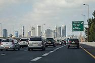 Israel,On highway near Tel Aviv