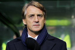 File photo dated 19-02-2015 of manager Roberto Mancini. Issue date: Tuesday June 1, 2021.