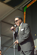 Al Green at 2012 New Orleans Jazz and Heritage Festival